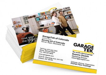 GarageTek – Graphic Design