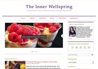 The Inner Wellspring – Web Design and Development