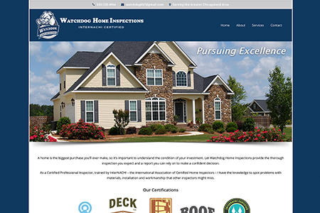 Watchdog – Web Design and Development