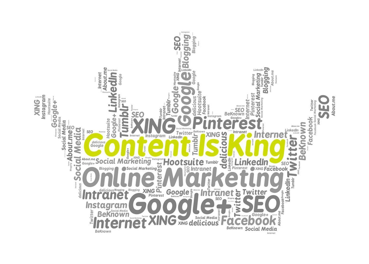 Content is King: Why Website Content Matters